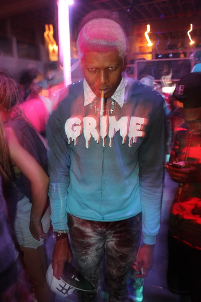 Grime by LucyMishel