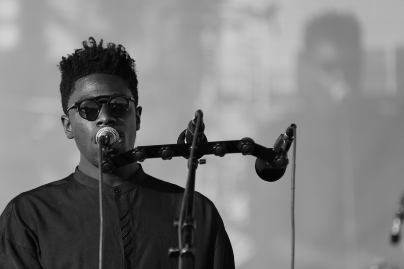 Moses Sumney Way Over Yonder