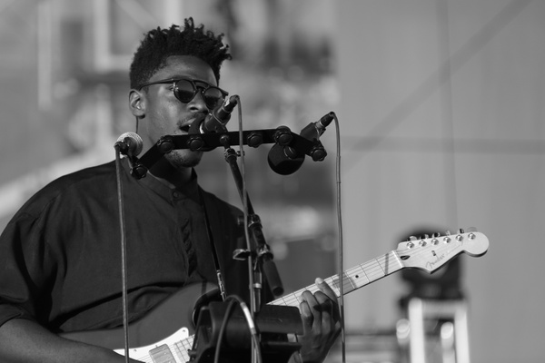 Moses Sumney by LucyMishel