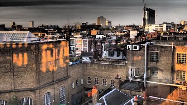 Brick Lane London by Navygate