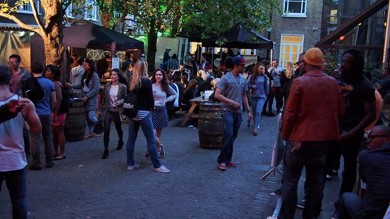 Vibe Bar East London