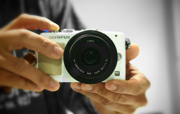 My Olympus EPL-5 by Navygate