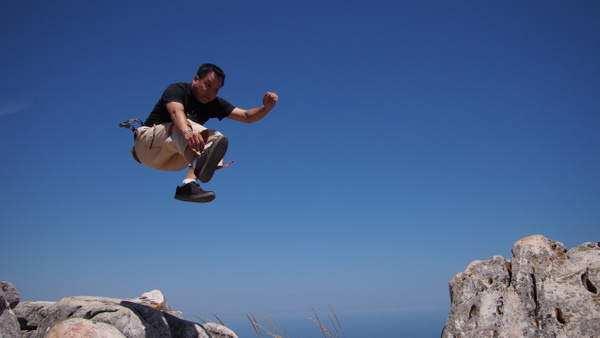 Malaga Jump by Navygate