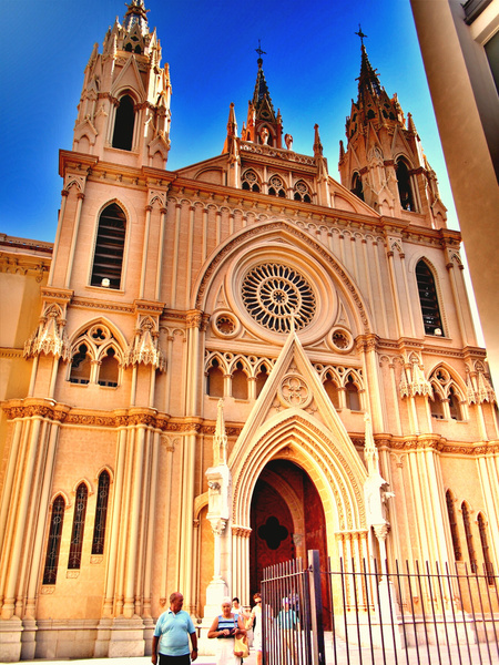 Cathedral Malaga by Navygate