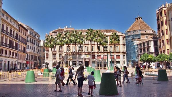 Plaza la Constitucion by Navygate