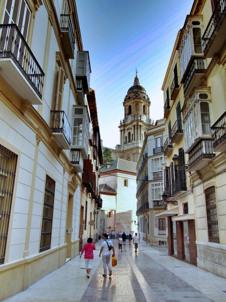 Calle Santa Maria by Navygate