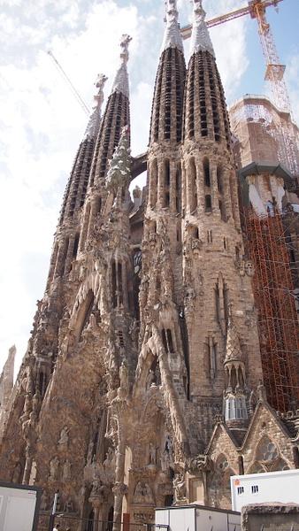 La Sagrada Família by Navygate