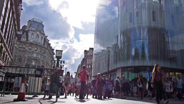 Leicester Square by Navygate
