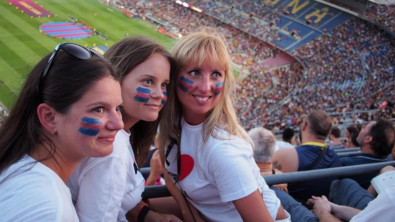 FC Barcelona Ladies