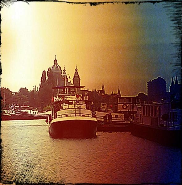 Amsterdam Trip by Rafus Ki