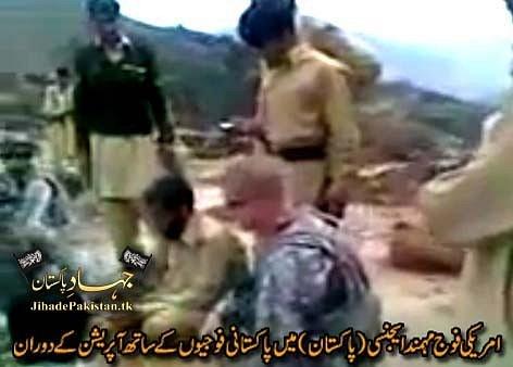US Army is in Mohmand Agency ( by JihadePakistan