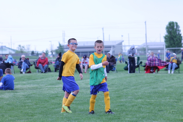 Auston Soccer by GreggJacobs