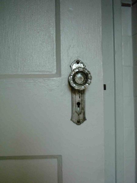 1930'S DOOR KNOB by Carlos Schopenhauer