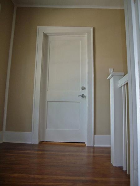HALLWAY FRONT DOOR by Carlos Schopenhauer