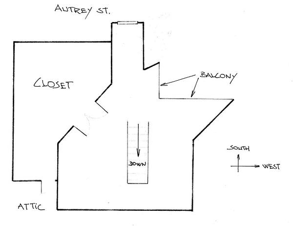 layout 2rd floor by Carlos Schopenhauer