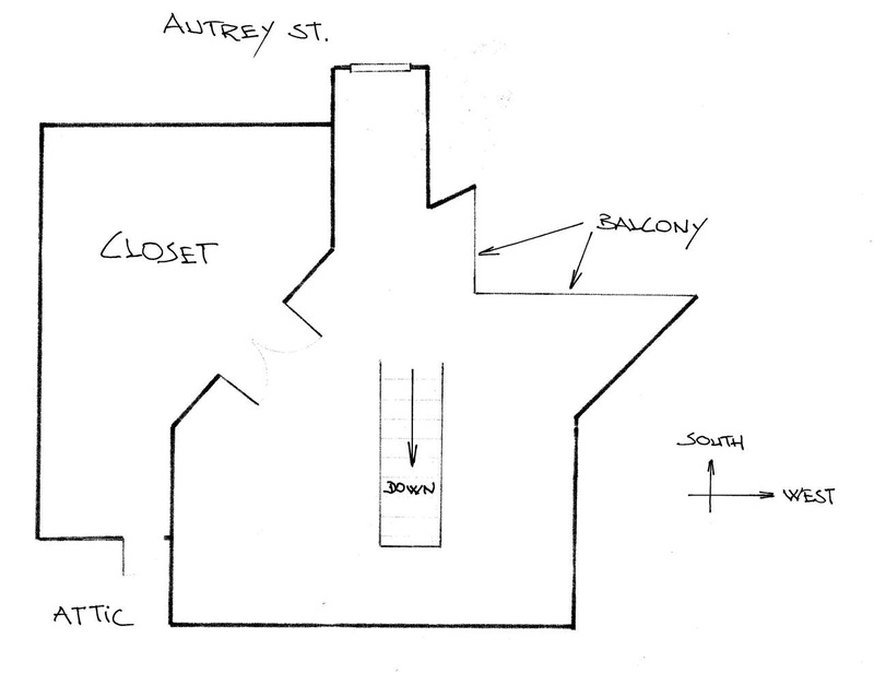 layout 2rd floor