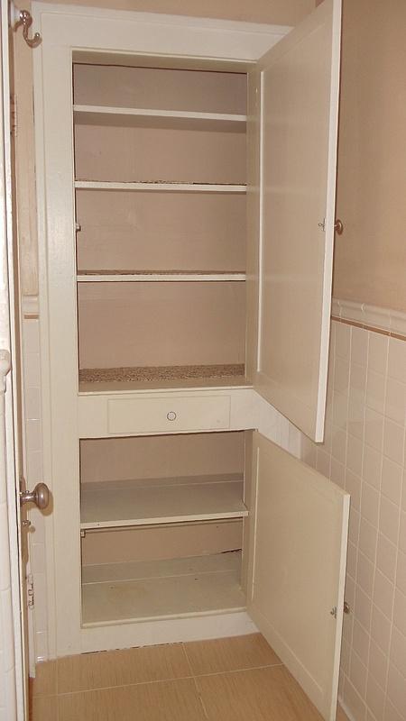 Bath. Linen Closet