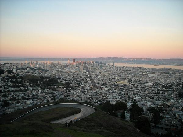 San Francisco by Clarissa