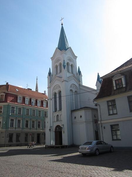 Near President Palace by Clarissa
