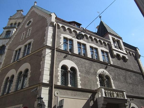 Dutch Embassy by Clarissa
