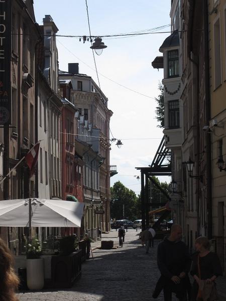 Street view by Clarissa