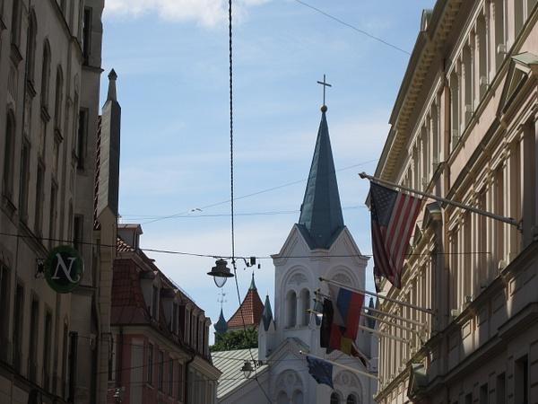 Pils street by Clarissa