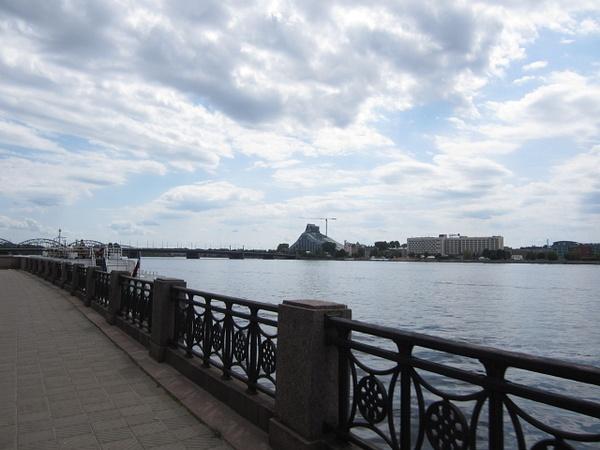 Daugava by Clarissa