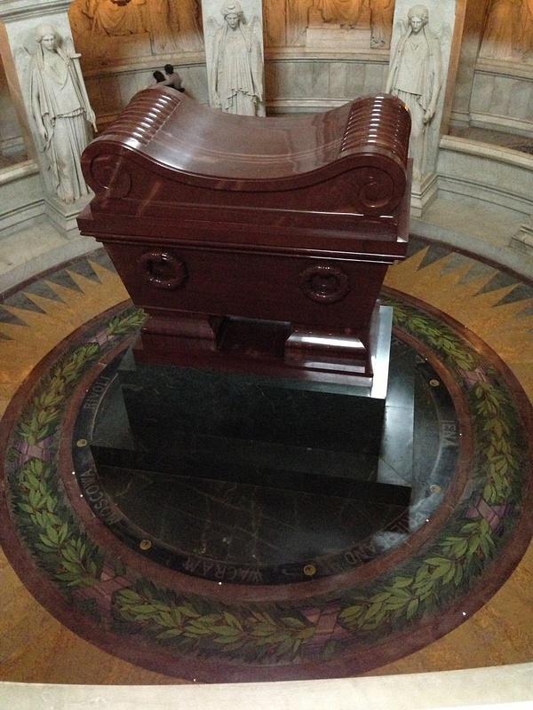 Dôme des Invalides, tombeau de Napoléon Ier - Musée de l'Armée