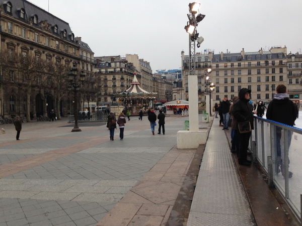 Chez Hotel de Ville by Clarissa