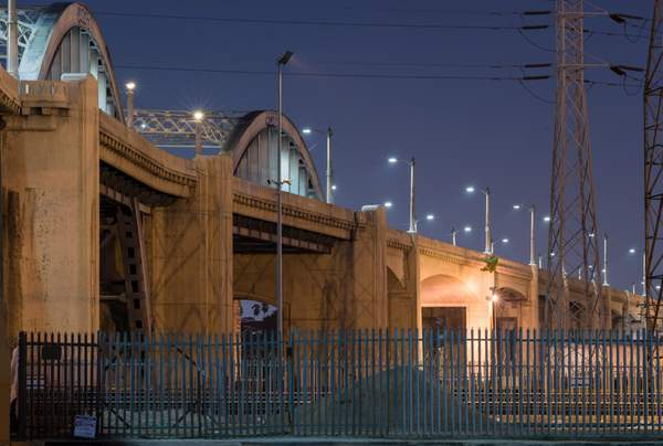 6th Street Bridge-Night2