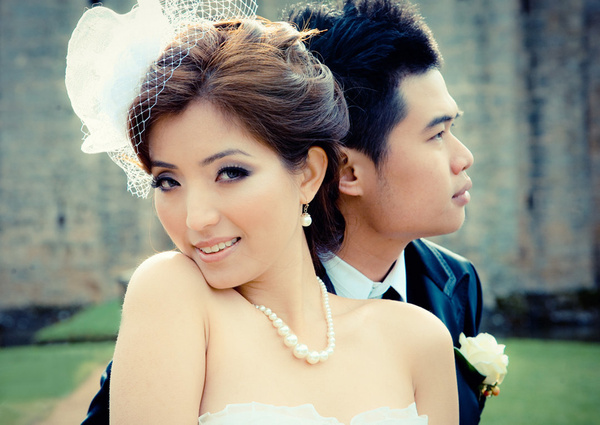 Asian Wedding photography2 by AndyBennettphotographer