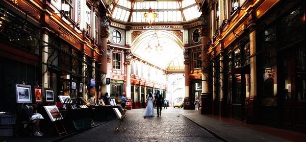 london wedding  photographer by AndyBennettphotographer