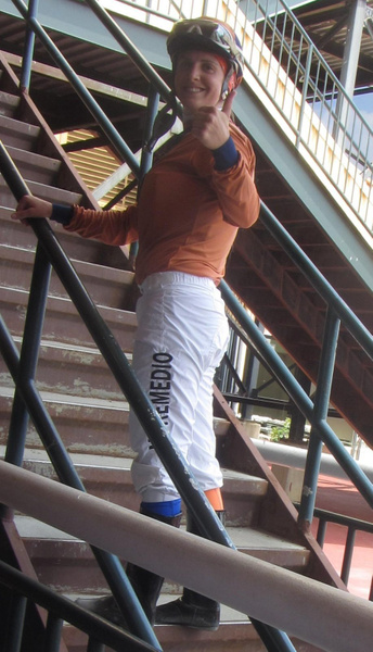1st Race In almost 2 yrs (2012) by Maria Remedio by...