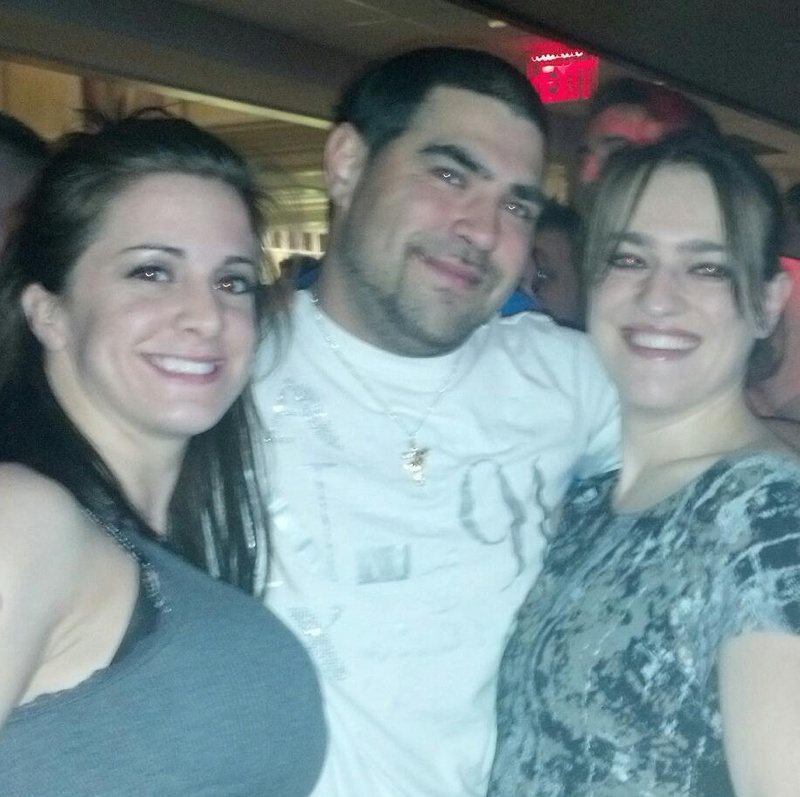 Maria, Juan, and Shannon Uske