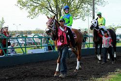 Atlantic City Race Course 2013 Day # 5