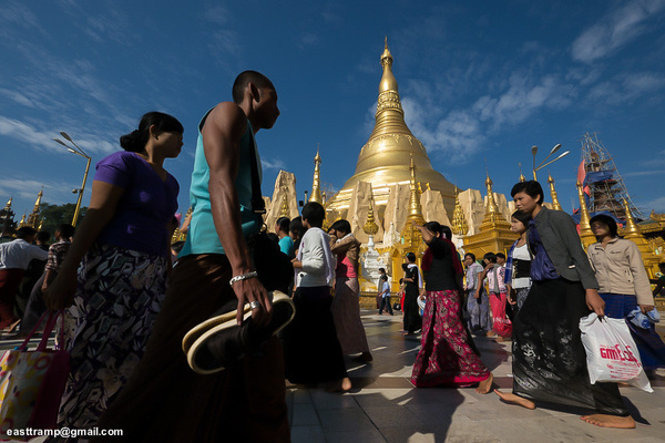 Янгон by AlexSk by AlexSk