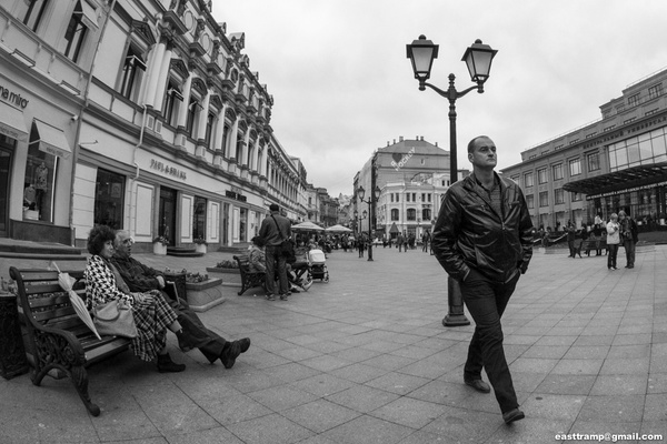 Москва Выборы by AlexSk