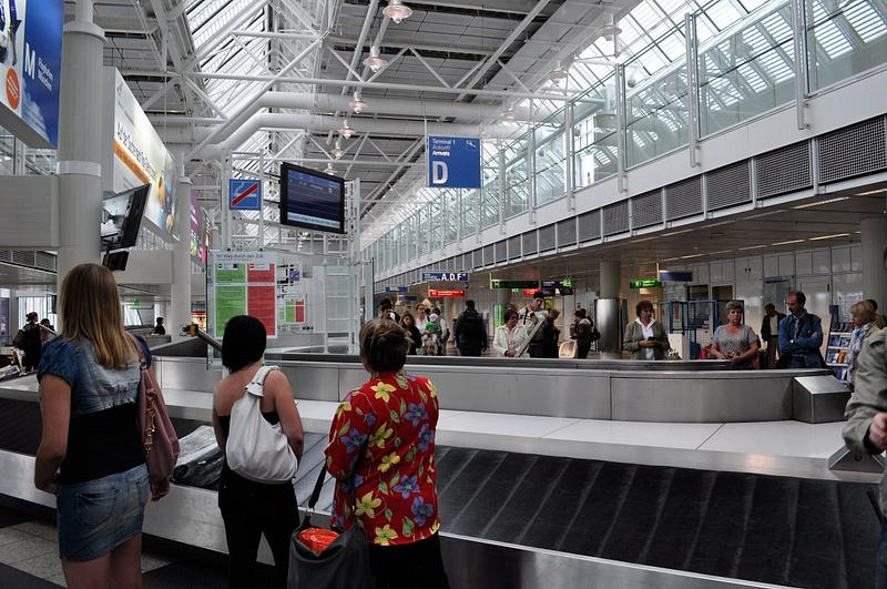 Мюнхен. Аэропорт