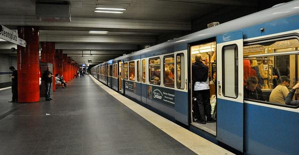 Мюнхен, метро by andreyspb