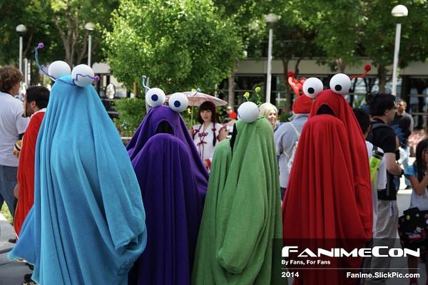 Saturday: 9am - 10am by Fanime2014