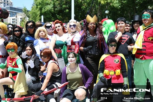Saturday: 1pm - 4pm by Fanime2014