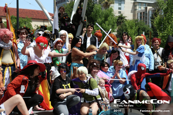 Saturday: 11am - 12pm by Fanime2014