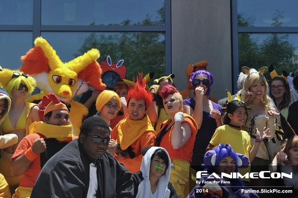 Saturday: 1pm - 2pm by Fanime2014