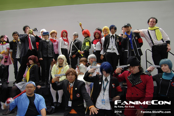 Saturday: 4pm - Midnight by Fanime2014