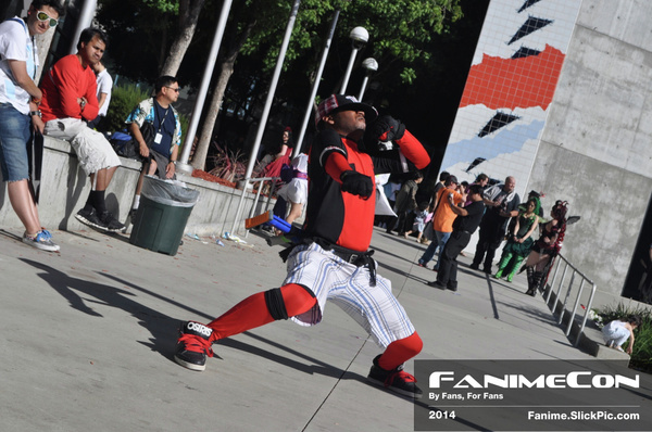 Sunday: 4pm - Midnight by Fanime2014