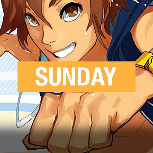SUNDAY by Fanime2014