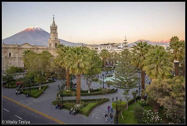Peru last days by VitaliyTeslya