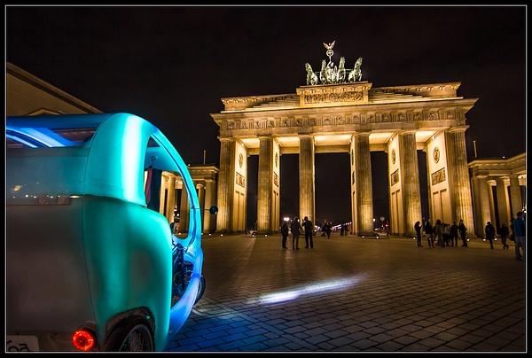 Berlin by Vitaliy Teslya