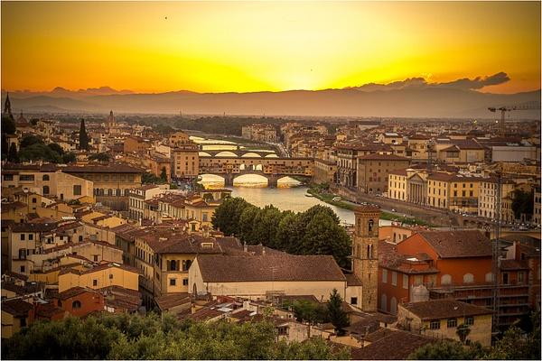 Firenze by VitaliyTeslya