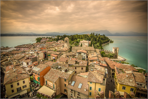 Liguria, Lago di Garda by VitaliyTeslya